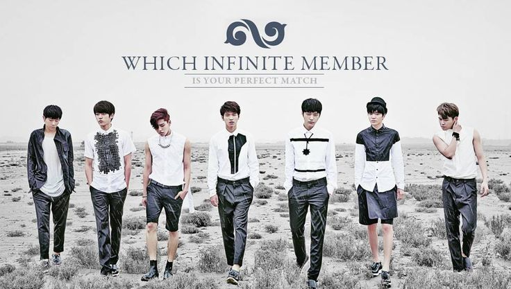 Which INFINITE member is your perfect match? | http://www.allkpop.com/article/2014/08/which-infinite-member-is-your-perfect-match