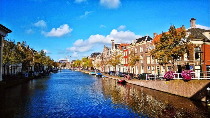 Leiden, Alankomaat, Hollanti.