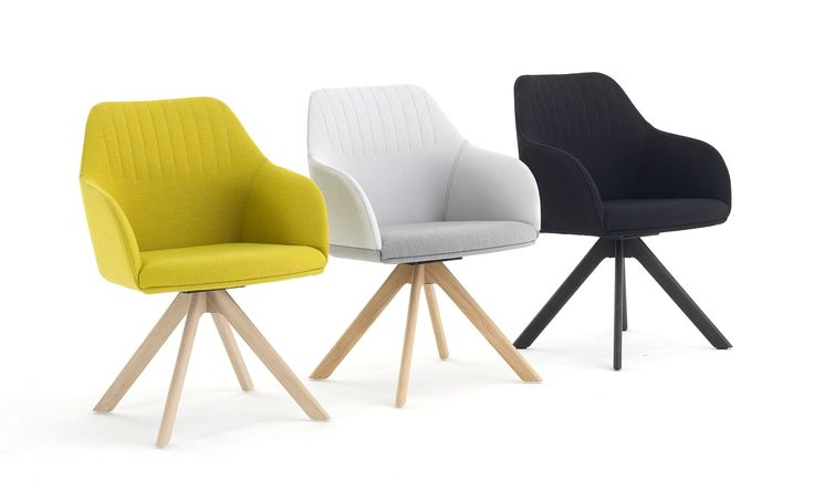 Ease chair by Burkhard Vogtherr & Jonathan Prestwich for Arco