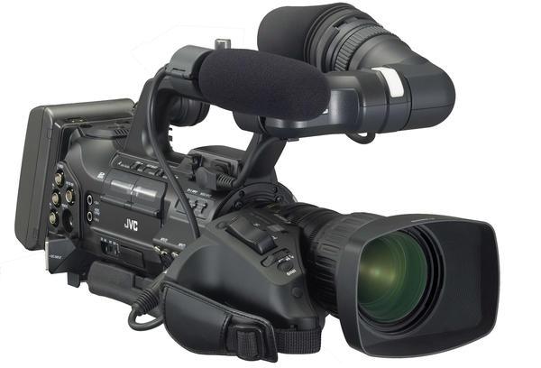 Caméra professionnelle JVC GY-HM700E Pro HD