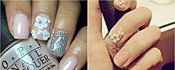 35 diseños de uñas en 3D, ¡solo aptos para las más atrevidas!