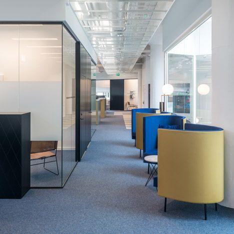 17 Best images about Office / Work spaces on Pinterest : arkitektur office : Arkitektur