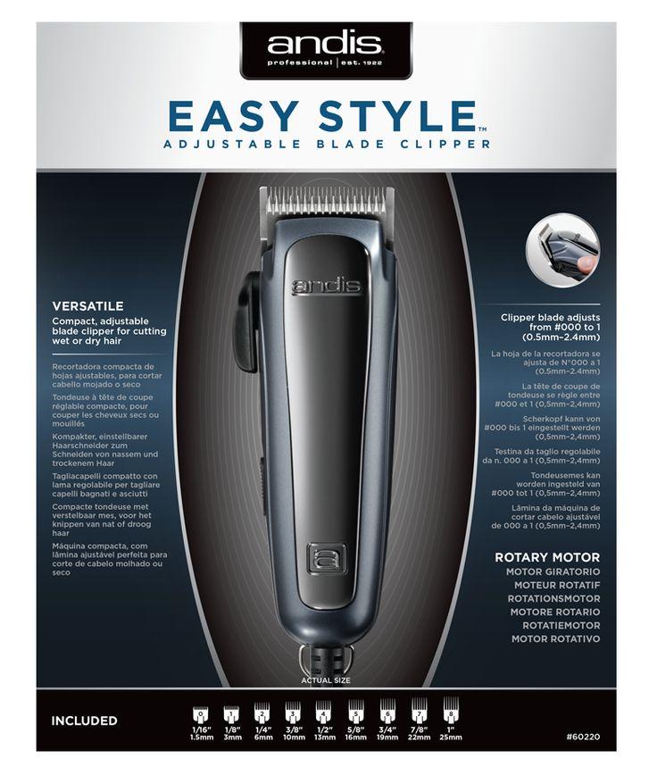 Andis Easy Style hårklipper