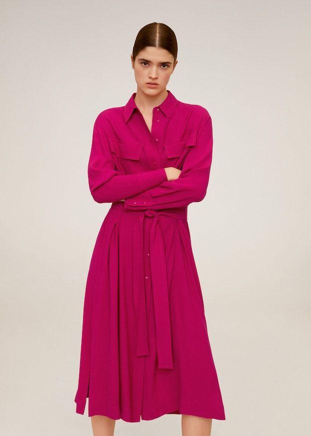 Indirim Kadin 2020 Mango Turkiye 2020 Gomlek Elbise Kadin Giyim