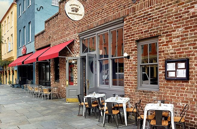 7 Can't-Miss Restaurants in Charleston