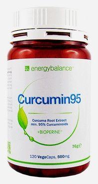Curcumin Komplex Extrakt + BioPerine™, 120 Kapseln á 500mg - green-life Vitamins- M.Meder OHG