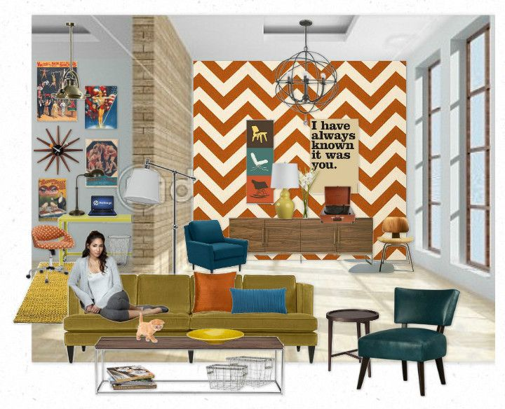 Best It S Mid Century Modern For Us Images On Pinterest
