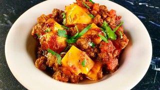 Sweet Potato Chili Casserole Recipe | The Chew - ABC.com