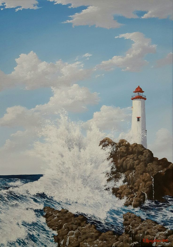 Lighthouse - by Evan Brayshaw