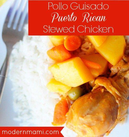 Mejores 50 imgenes de puerto rican food recipes comida pollo guisado recipe puerto rican stewed chicken this pollo guisado recipe or forumfinder Gallery