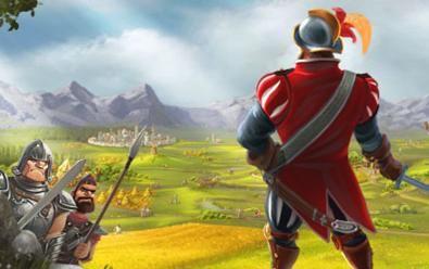 super strategia. budowanie własnej osady i rywalizowanie z innymi graczami online.