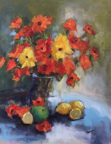 "Daily Paintworks - ""Redo"" - Original Fine Art for Sale - © Marcia Hodges"