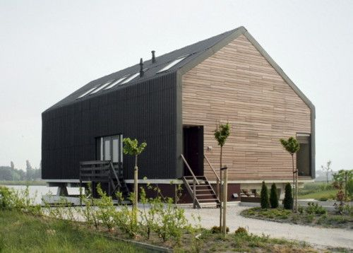 Barn Design by JagerJanssen Architects - The Black Workshop