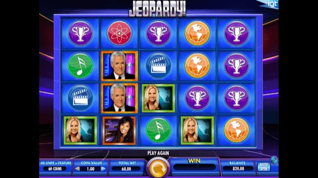 Jeopardy Slot Review | IGT