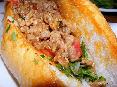 #Turkish Food - #Tantuni Kebab