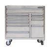 Kobalt 11-Drawer 41-in Stainless Steel Tool Chest