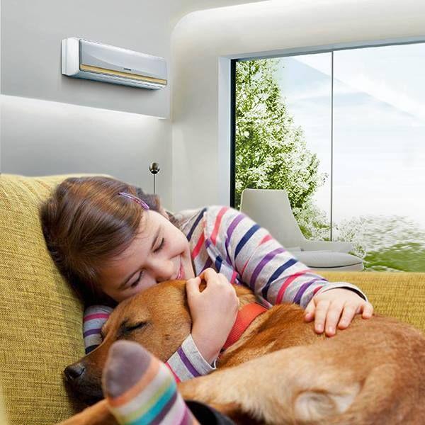 Să ne relaxăm bucurându-ne de cei #mici din jurul nostru. Voi folosiți aerul condiționat și pe cald?