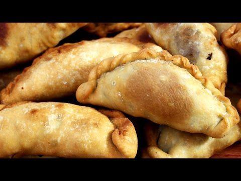 Como hacer Empanadas de Carne al Disco! Receta de Locos X el Asado! - YouTube