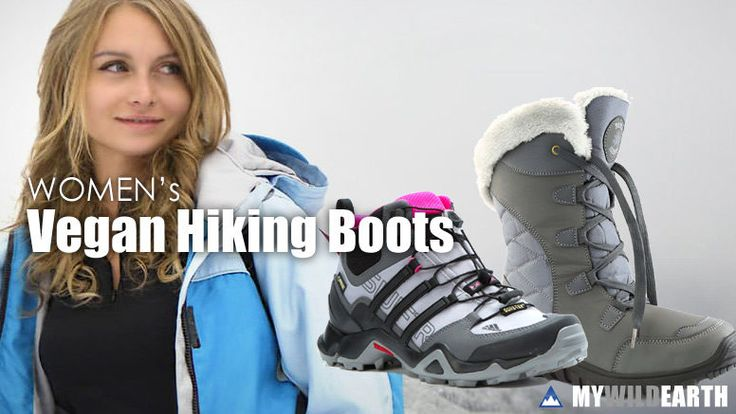 Vegan Hiking Boots for Women with Style