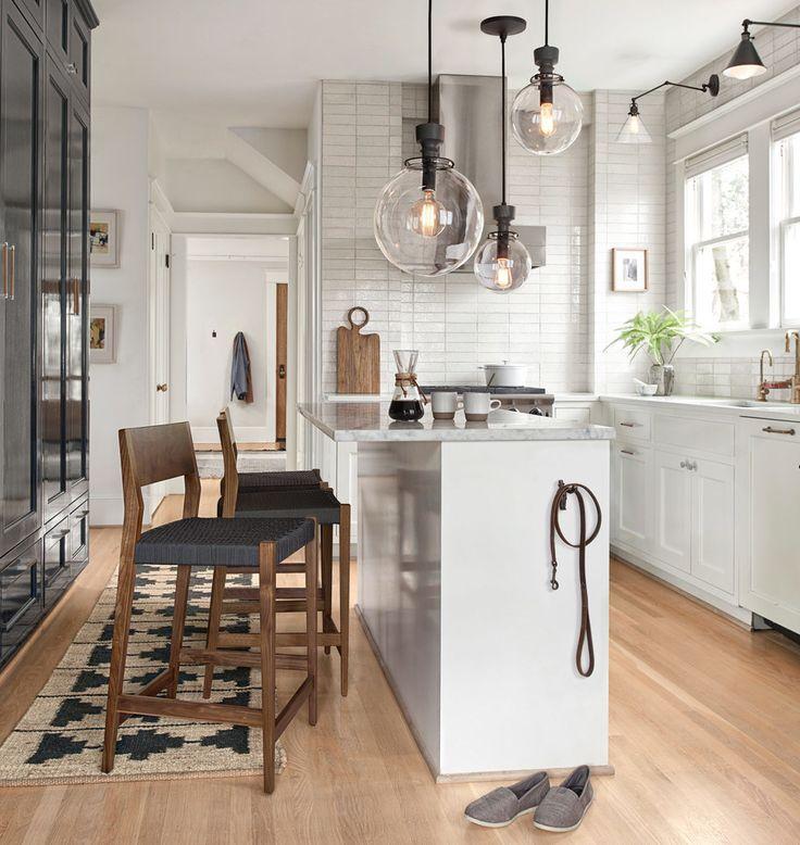 best 25 narrow kitchen island ideas on pinterest small