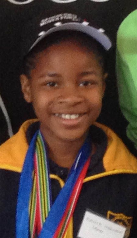 South Africa's own chess wonder from Soweto - Asavela Mbewana (10) is going through to the 2014 World Youth Chess Championships in Durban.