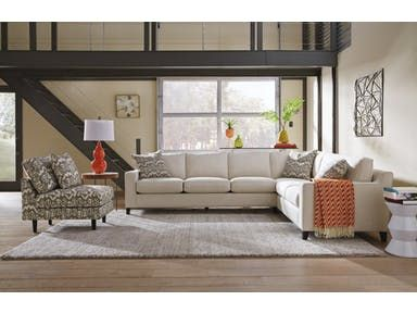 North American Living Room 77301 Karl Sectional