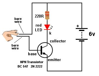 One ‪#‎TransistorCircuit‬ is a semiconductor device used