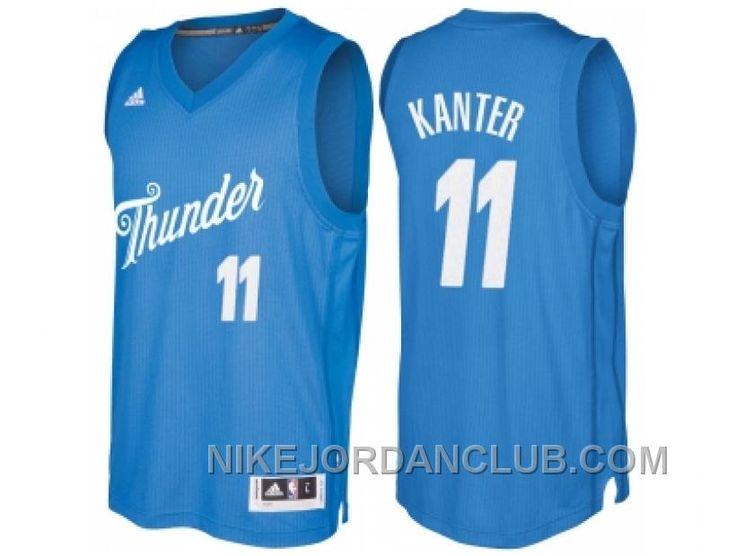 http://www.nikejordanclub.com/mens-oklahoma-city-thunder-11-enes-kanter-blue-2016-christmas-day-nba-swingman-jersey-54nhz.html MEN'S OKLAHOMA CITY THUNDER #11 ENES KANTER BLUE 2016 CHRISTMAS DAY NBA SWINGMAN JERSEY 54NHZ Only $19.00 , Free Shipping!