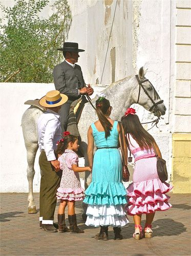 Caballero in Andalucia, our main base
