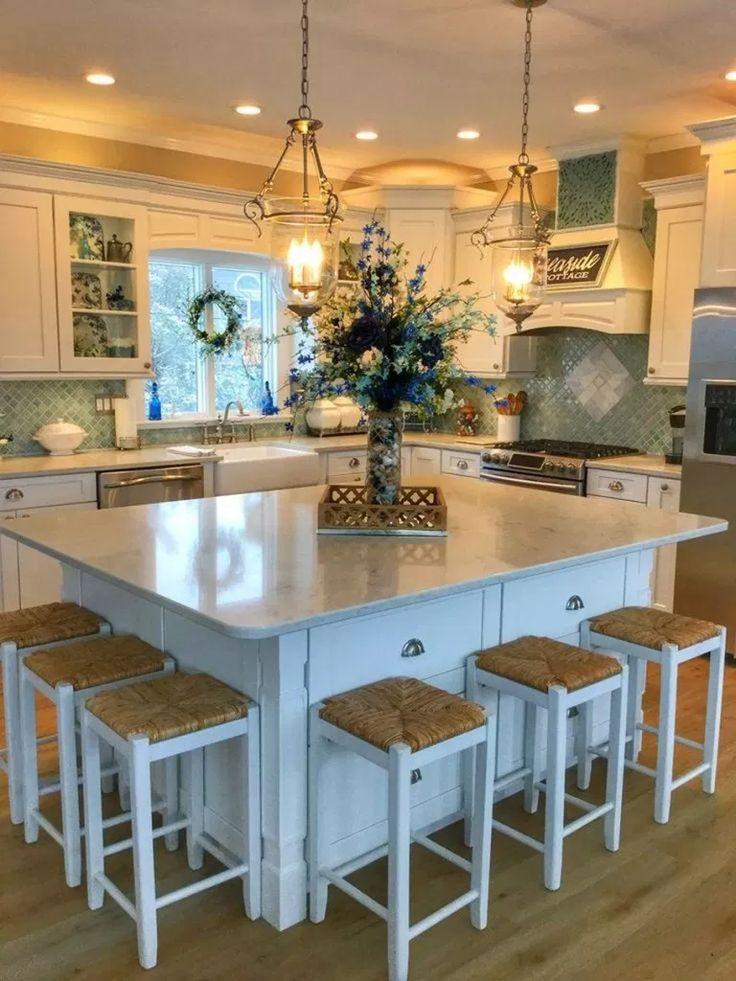 72 great farmhouse kitchen sink ideas