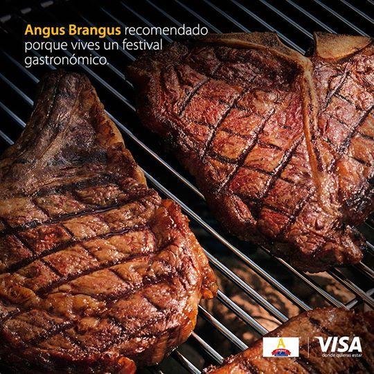 La cita de los martes en la noche, es en #AngusBrangus #ParrillaBar . Hoy con #MartesVisa hasta con 30% de dcto. Aplican condiciones y restricciones.   http://www.angusbrangus.com.co/alianzasydescuentos/ Reservas: 2321632 .   #Medellín #Restaurantes #Visa
