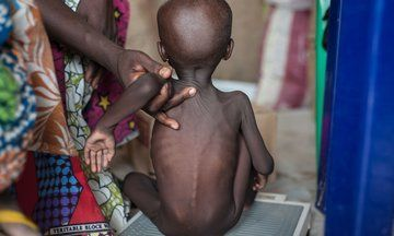 Make a donation to our poor brothers and sisters in Haiti.