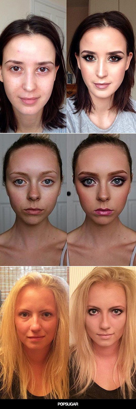 The Power of Makeup Transformations Will Make You Rethink Your Own Routine