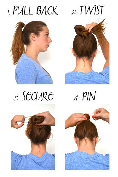 19 LAZY GIRLS HAIRSTYLE DIY IDEAS FOR ALL BUSY MORNINGS AND FANTASTIC LOOK-pvxgz