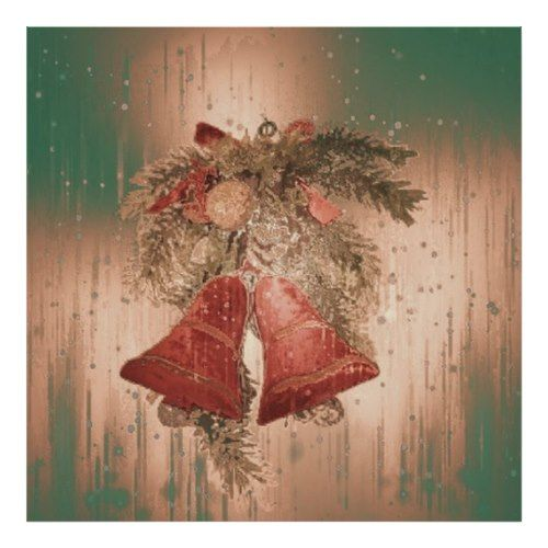 Find vintage Christmas art - stretched canvas, posters and other Christmas…