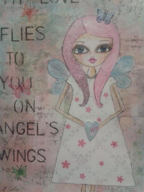 Fiona's Art Journal