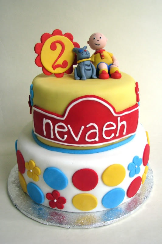 24 best Caillou Birthday Party images on Pinterest Anniversary