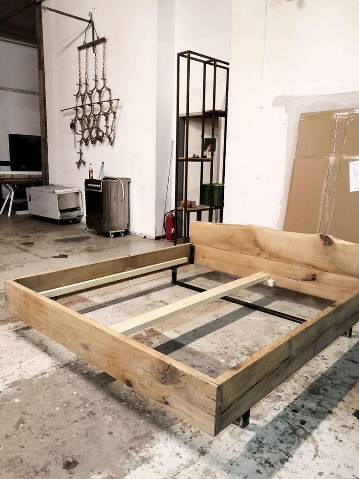 Bett selber bauen, so geht´s