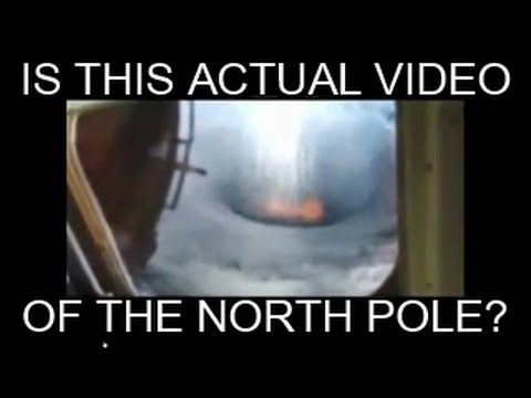 Is this actual video of the North Pole? FLAT EARTH - YouTube