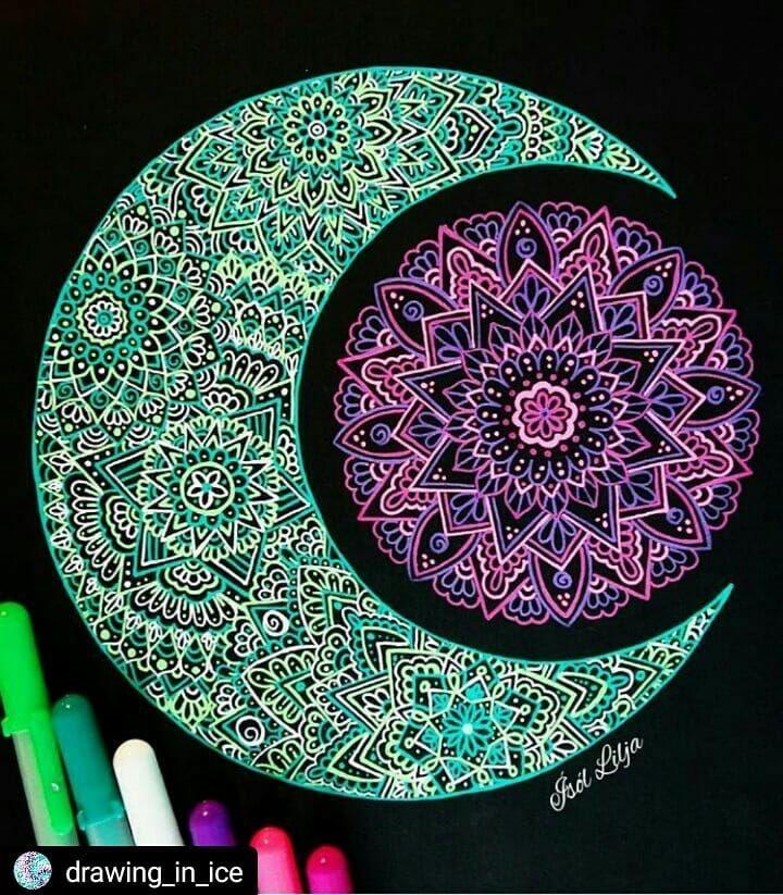 No Hay Descripcion De La Foto Disponible Mandala Art Mandala Art Pictures