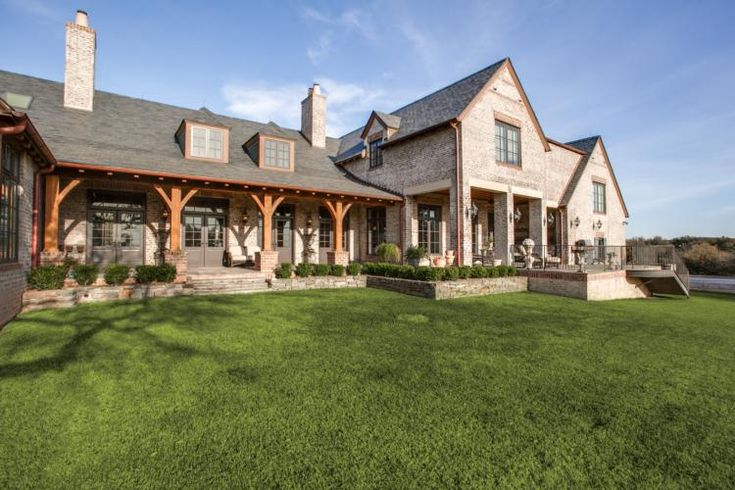 Set on five plus acres in the Texas Hill Country this Country French masterpiece is rich in architectural tradition yet the design also meets modern day demands for space and utility. The home was de
