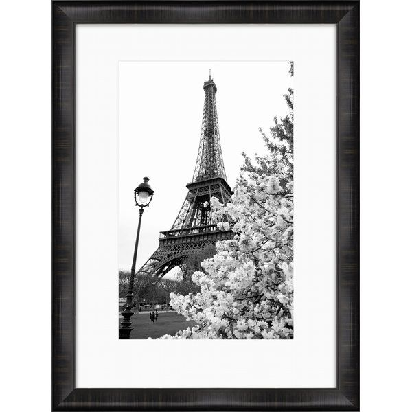 Paris Framed Photographic Print Eiffel Tower Eiffel Paris Print