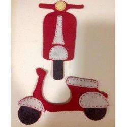 Fustella Hobby di Carta Scarpetta Maschietto HDC038
