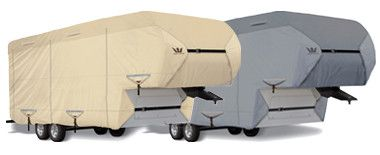 Expedition S2 5th Wheel/ Toy Hauler RV Cover