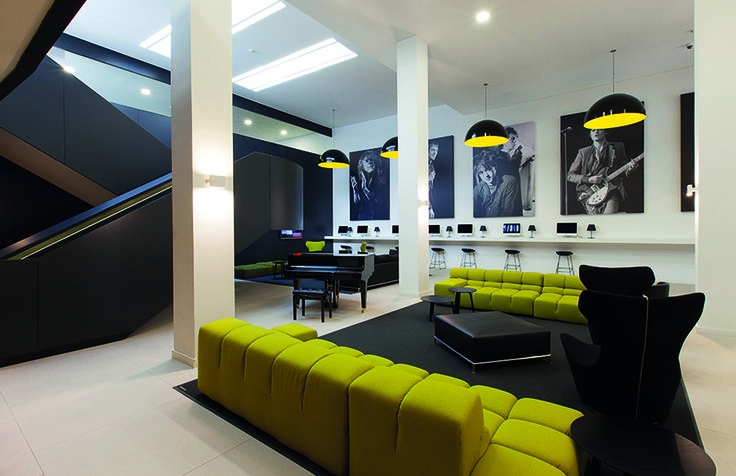 Pure Hammersmith - Luxurious Student Accommodation in London - Studios   En Suite Rooms   Apartments   Flats  CRM Ltd Student Accommodation