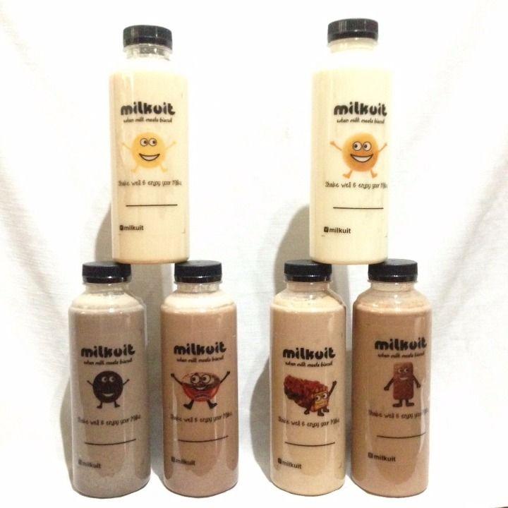 Milkuit (Milk Biscuit) | Lokalin