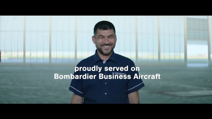 20 years of excellence - Lufthansa Bombardier Aviation Services - YouTube