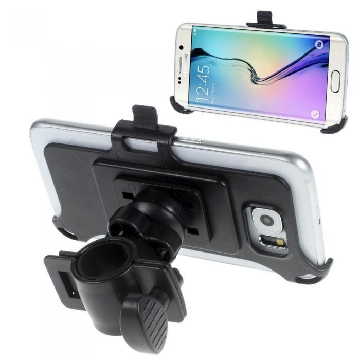 Cykelhållare till Galaxy S6. Hitta fler tillbehör till Pokemon Go: http://www.phonelife.se/tillbehor-till-pokemon-go