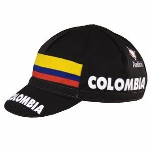 Nalini Colombia Pro Team Cap - Store For Cycling