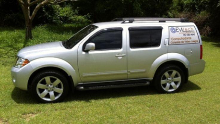 Nissan pathfinder 2010 aros de armada